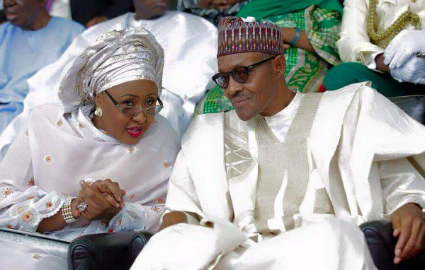 30 years anniversary: President Buhari, Aisha's marriage a model for young couples